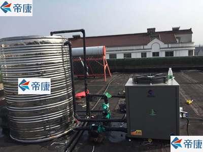 宾馆热水工程