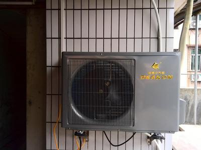 浏阳帝康太空能热水器安装案例